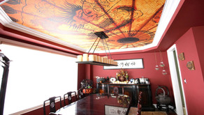 תקרה נמתחת למשרד ,השלב הבא בעיצוב חלל המשרד