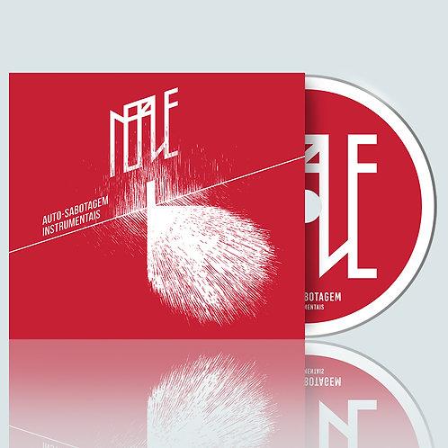 """CD """"AUTO-SABOTAGEM (INSTRUMENTAIS)"""""""