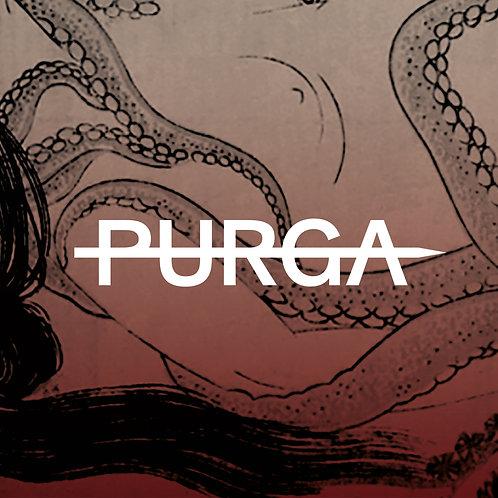 """""""PURGA"""" na SMUP - Sessão de Poesia e Prosa de Autor"""