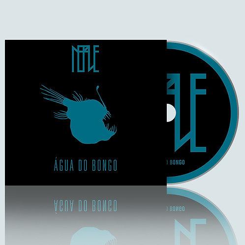 """CD """"ÁGUA DO BONGO"""" (inclui instrumentais)"""