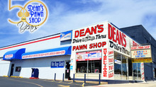 Dean's Drive Thru Pawn Shop In Capitol Hill Is Set To Celebrate 50th Anniversary By Giving Away Hund
