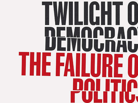 Critical Review: Twilight of Democracy by Anne Applebaum