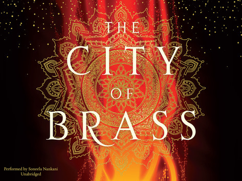 Review: City of Brass by S. A. Chakraborty