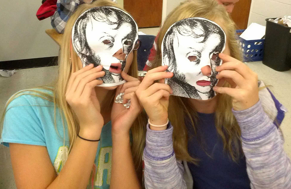Avogadro Mask