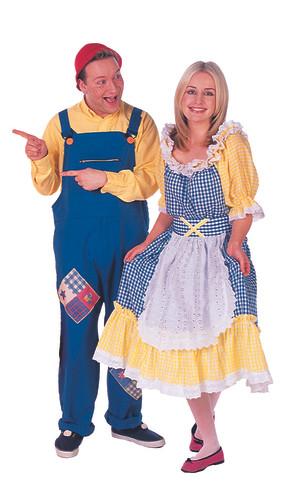 Idle Jack & Alice