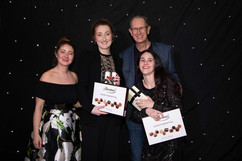 Star Standby Award - Above and Beyond - Fiona Paterson and Hannah Lebrecht