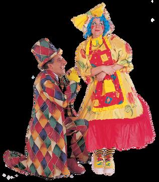 Mayor Botchett & Mrs. Lumpkin