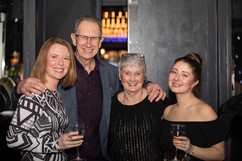 The Chaplins Team - Louise Gadsden, Jim Holmes, Jane Clarke & Jessica Djemil