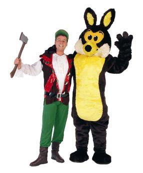 Woodcutter & Wolf