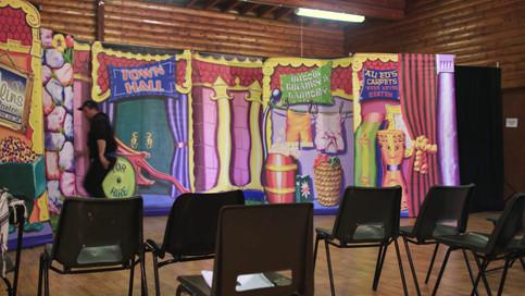 Chaplins Rehearsals - Panto Camp!