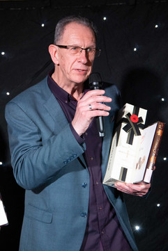 Jim Holmes presents the award for Star Standby