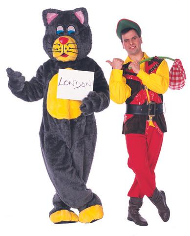 Elvis the Cat & Dick Whittington