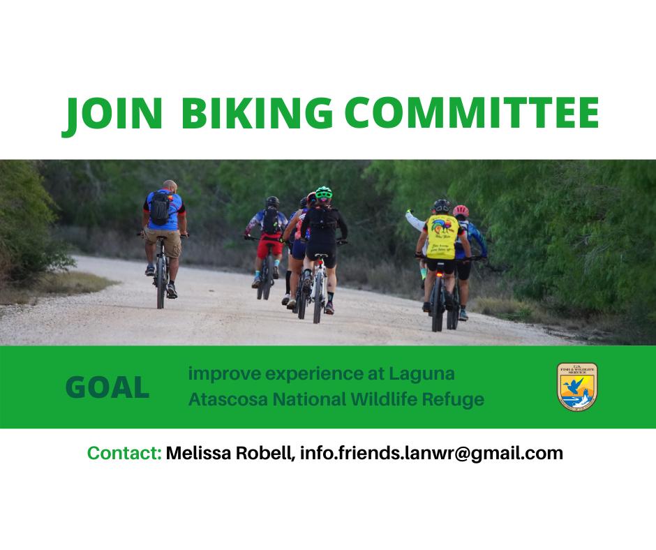 Biking Committee for FLANWR Website