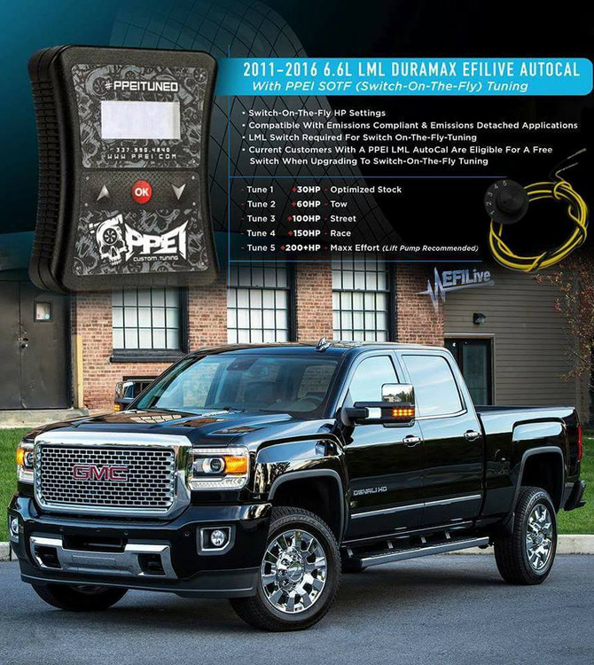 Unleash the potential of your LML Duramax