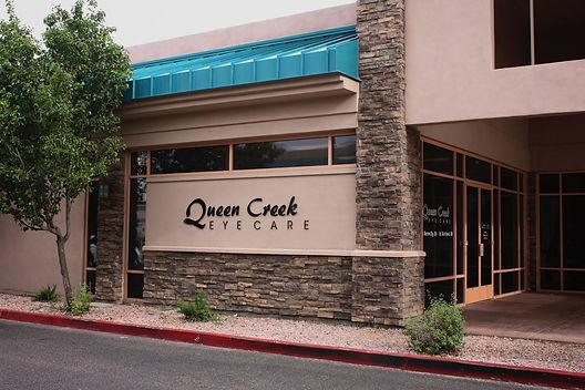 Queen Creek Eye Care Logo