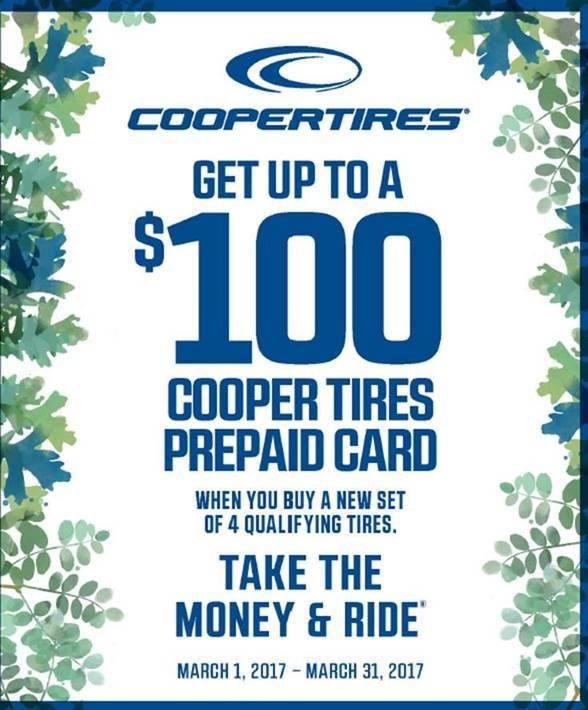 Cooper Tire Discount
