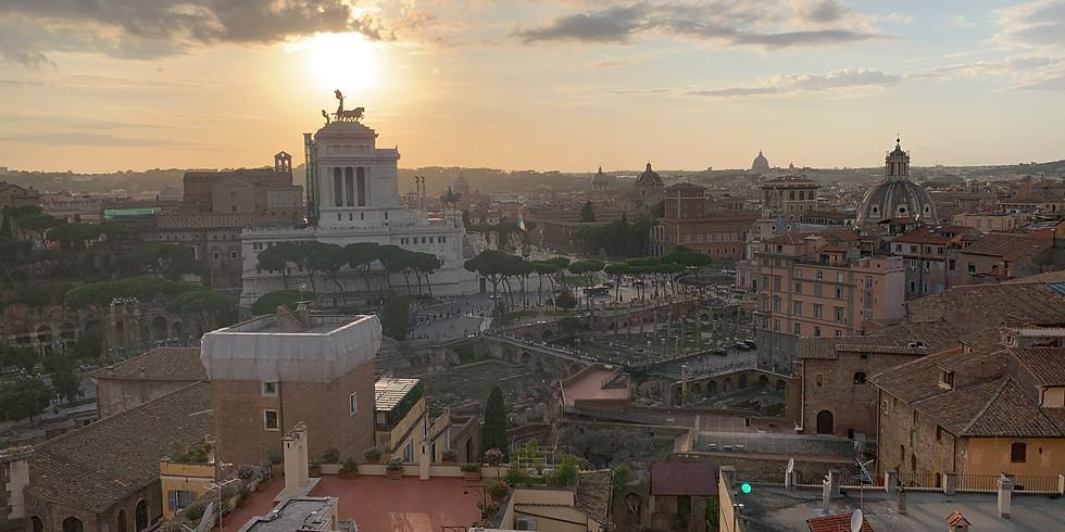 Boston College Reunion: Rome-ing Around Rome (Virtual Event)