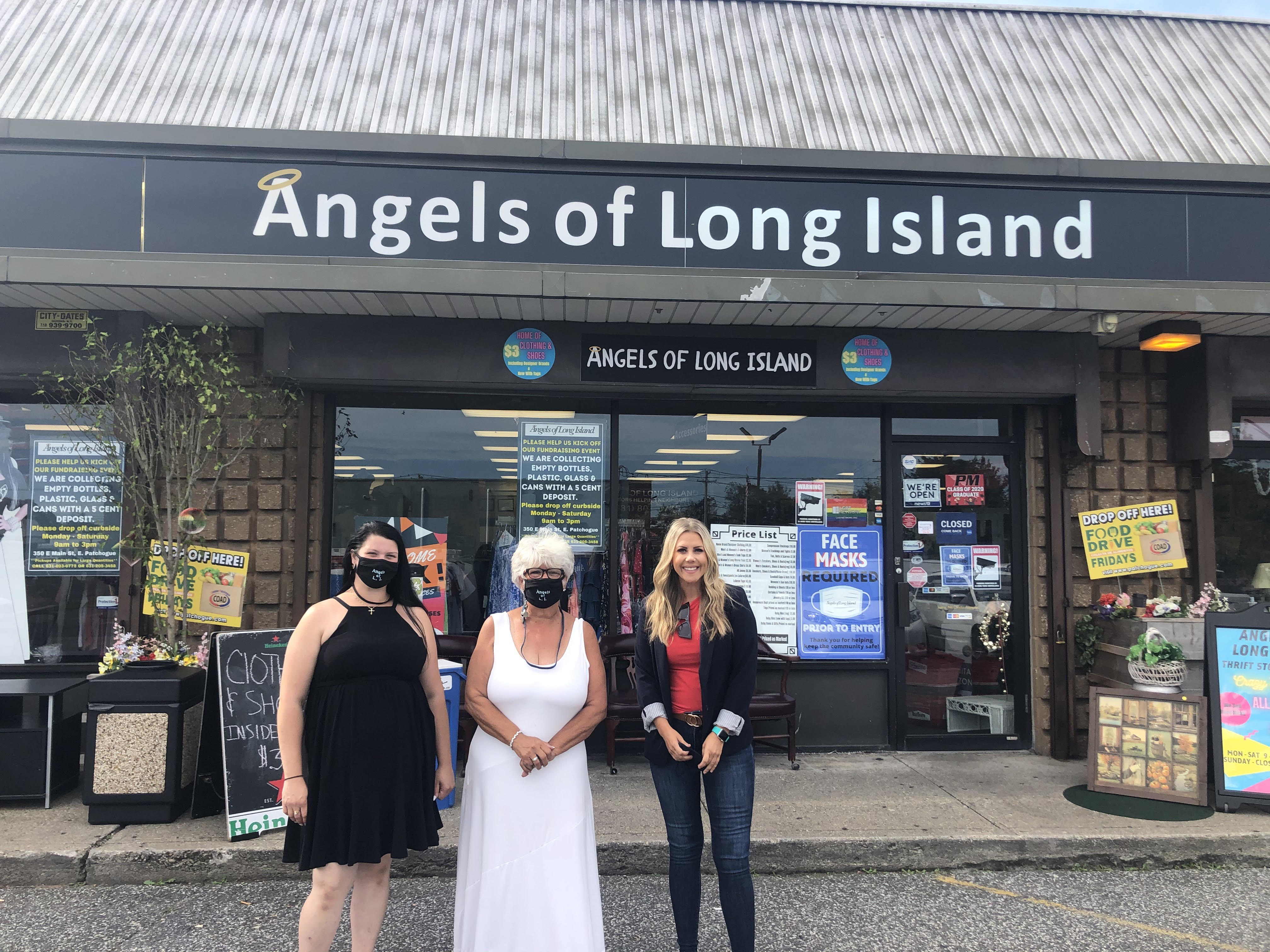Angels Of Long Island Helping