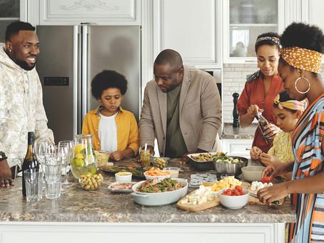Family, family, family