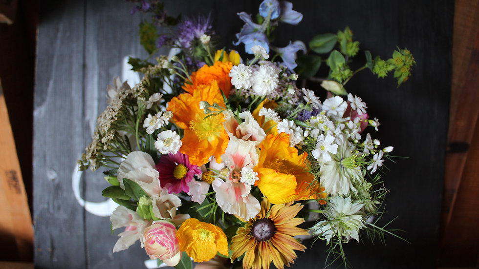 Early Summer Bouquet Subscription CSA