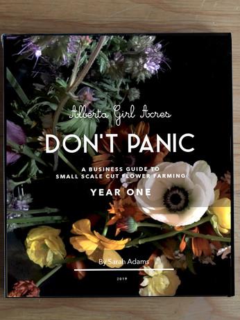 DON'T PANIC Book