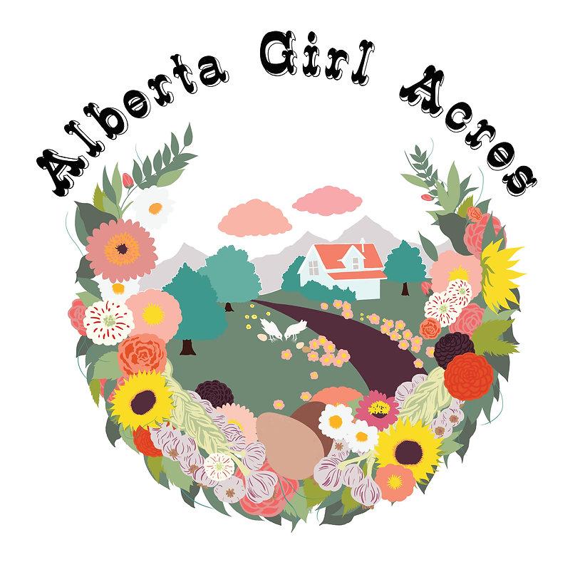 Alberta Girl Acres log