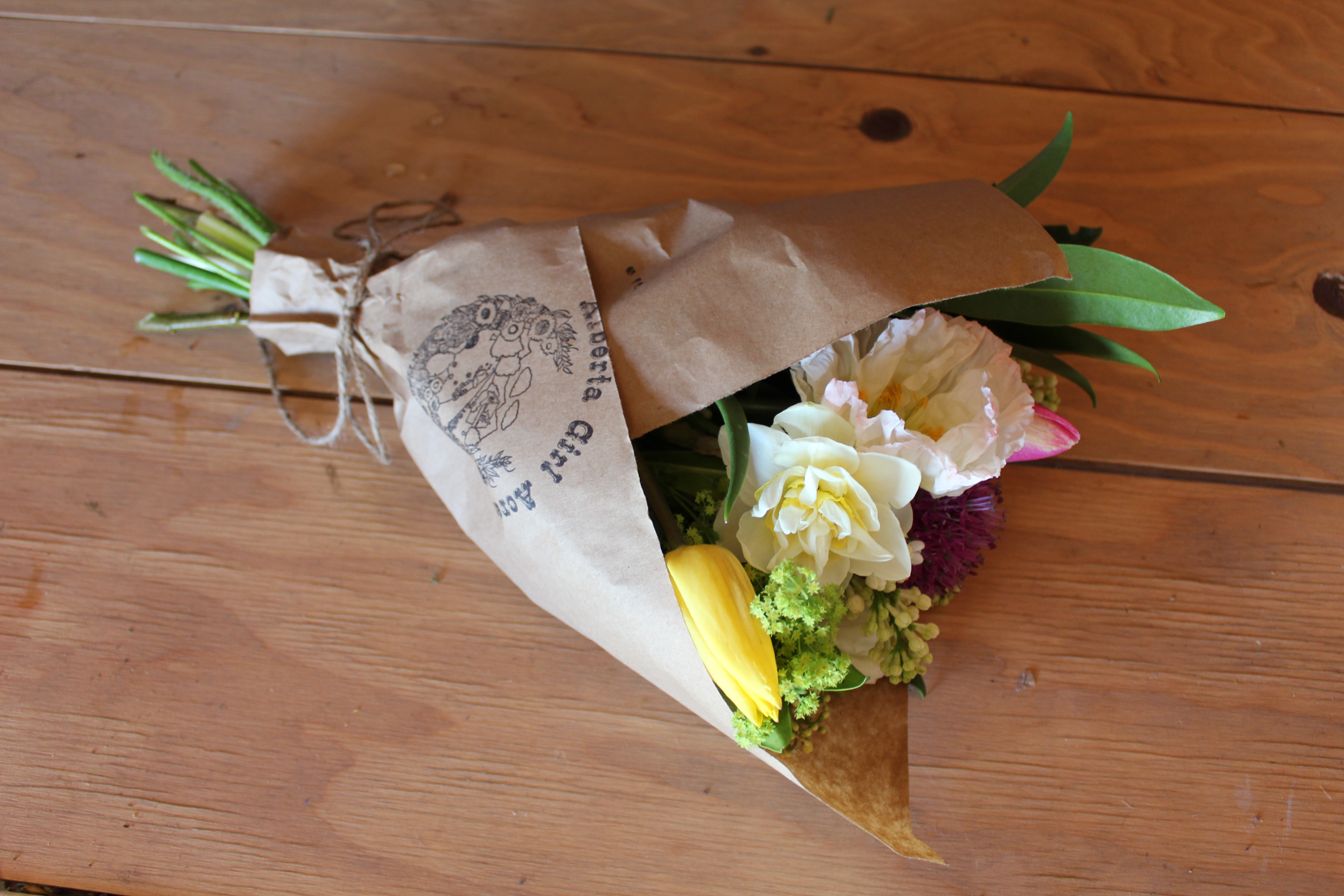 CSA Bouquet