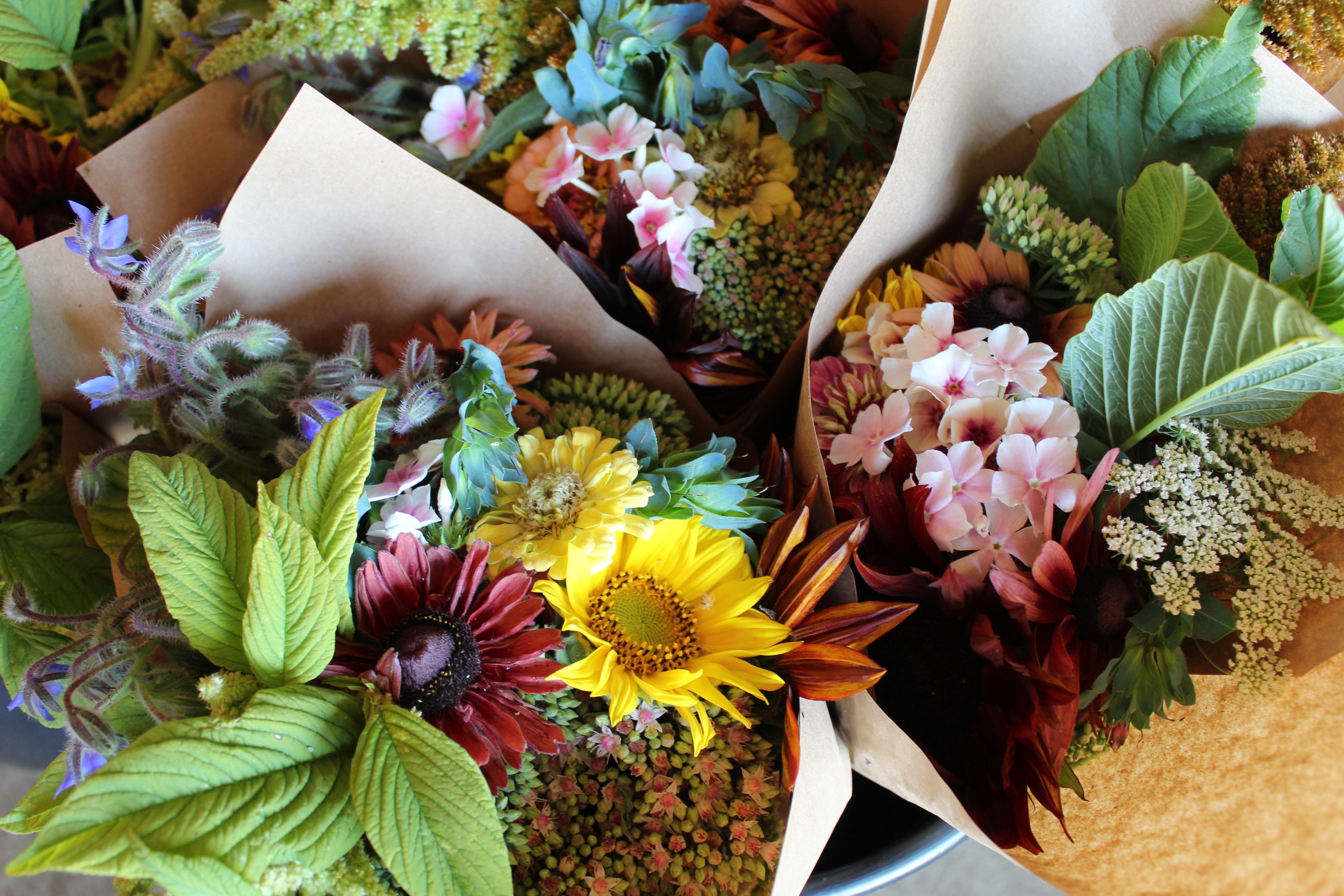 CSA Bouquets