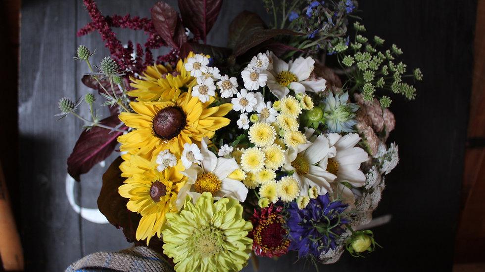 Late Summer Bouquet Subscription CSA