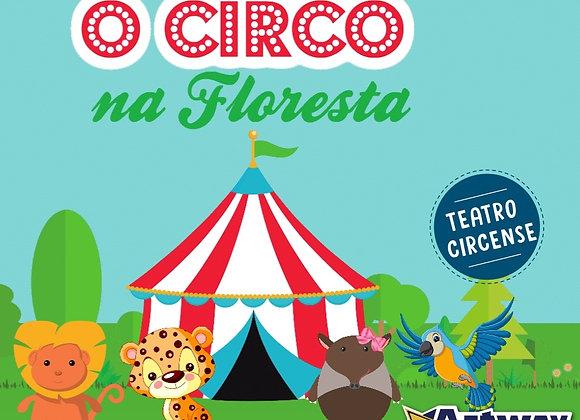 SAGRADO CORAÇÃO DE MARIA - O Circo na Floresta
