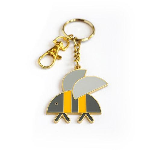 Urbee Keyring - Gold