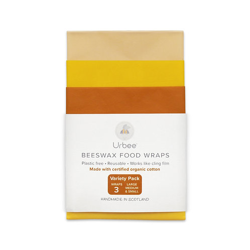 Organic Beeswax Wraps