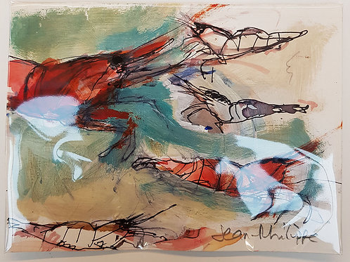 Jean Philippe Burnel Dessin n°2