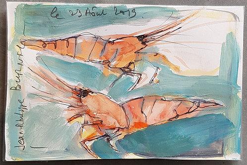 Jean Philippe Burnel Dessin n°11