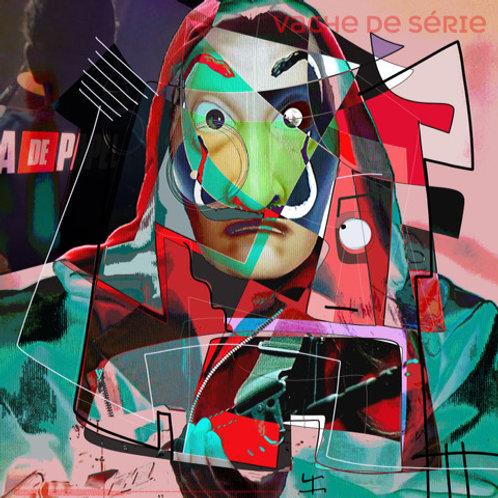 VanLuc Digital Art Vache de Série