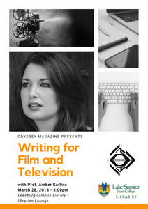Writing for Film and Televison