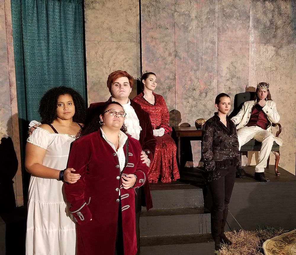 Hamlet Official Cast Photo