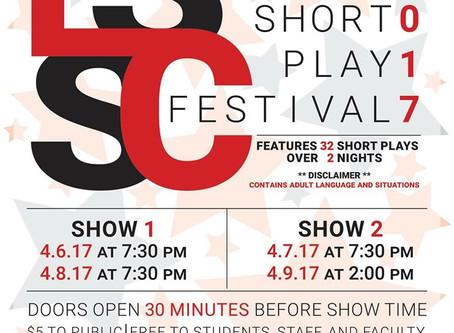 2017 Short Play Festival