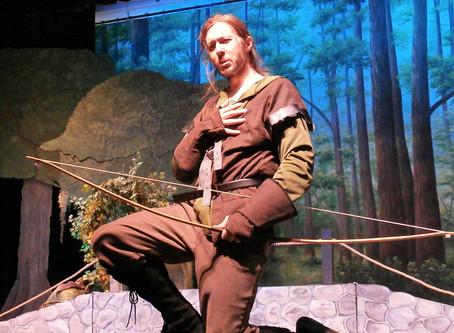 Robin Hood Steals Hearts
