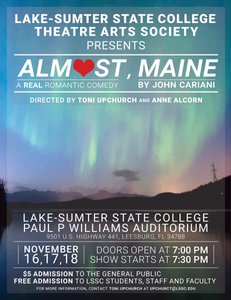 Almost, Maine Flyer