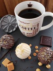 Cocoa & Coffee Bombs