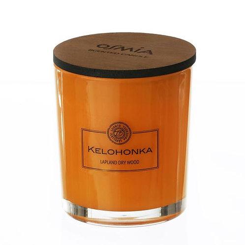 OSMIA キャンドル KELOHONKA ラップランドウッドの香り