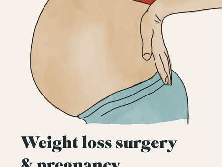 Pregnancy with WLS?