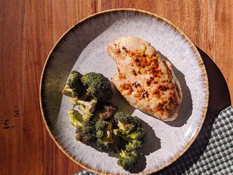 Easy Chicken with Broccoli | Pollo Fácil con Brócoli