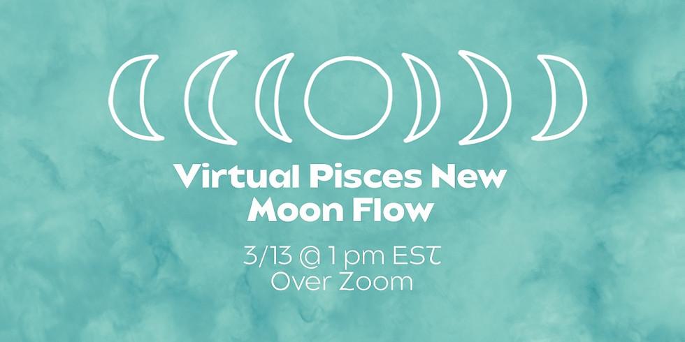 Virtual Aries New Moon Flow