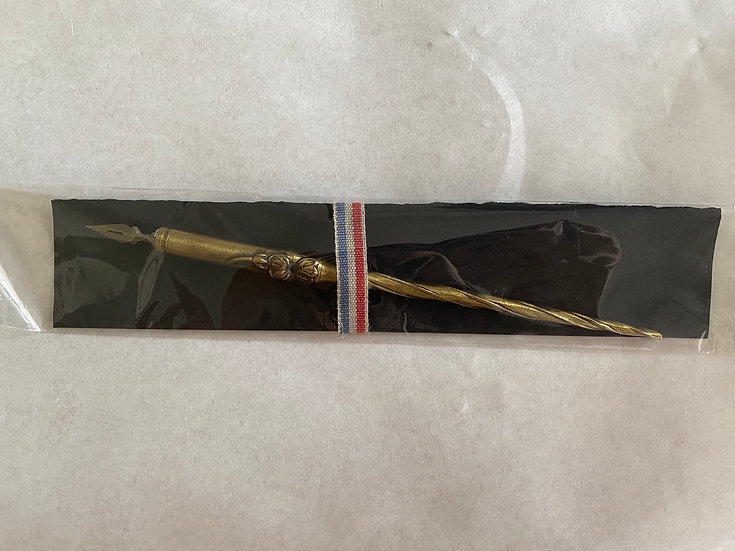 フランス製 カリグラフィー文具 ペン