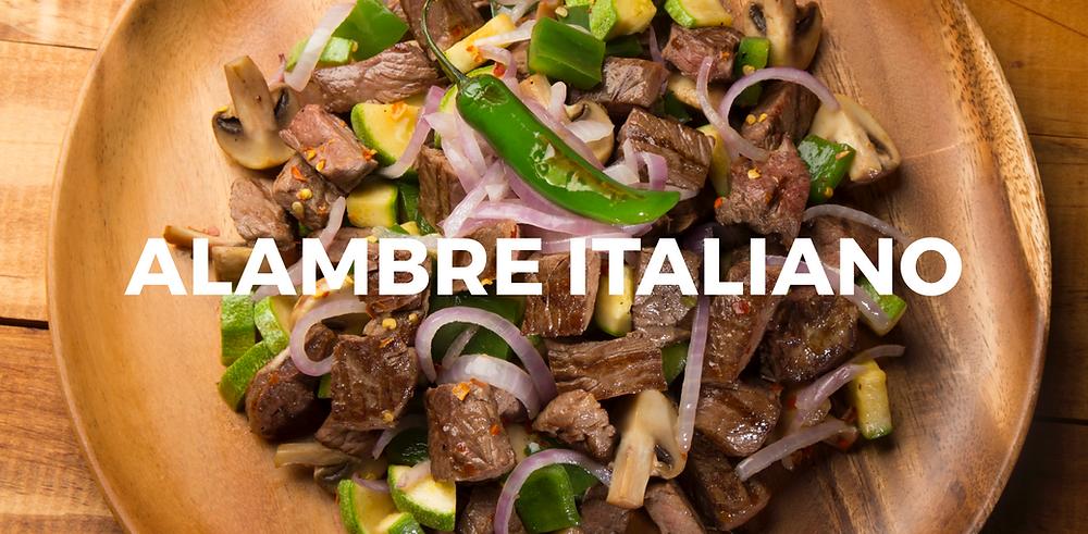 Alambre Italiano
