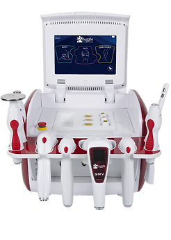 Thuzzle is an extremely versatile device that is used for different dermatological treatments, both aesthetic and curative.