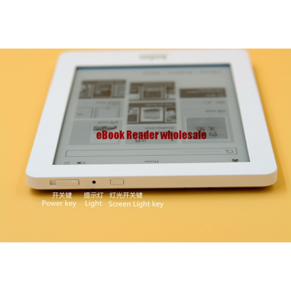 4 colors eBook Reader Kobo glo N613 e-ink 6 inch 1024x768
