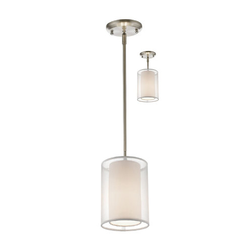 Z-LITE Sedona 1 Light Pendant